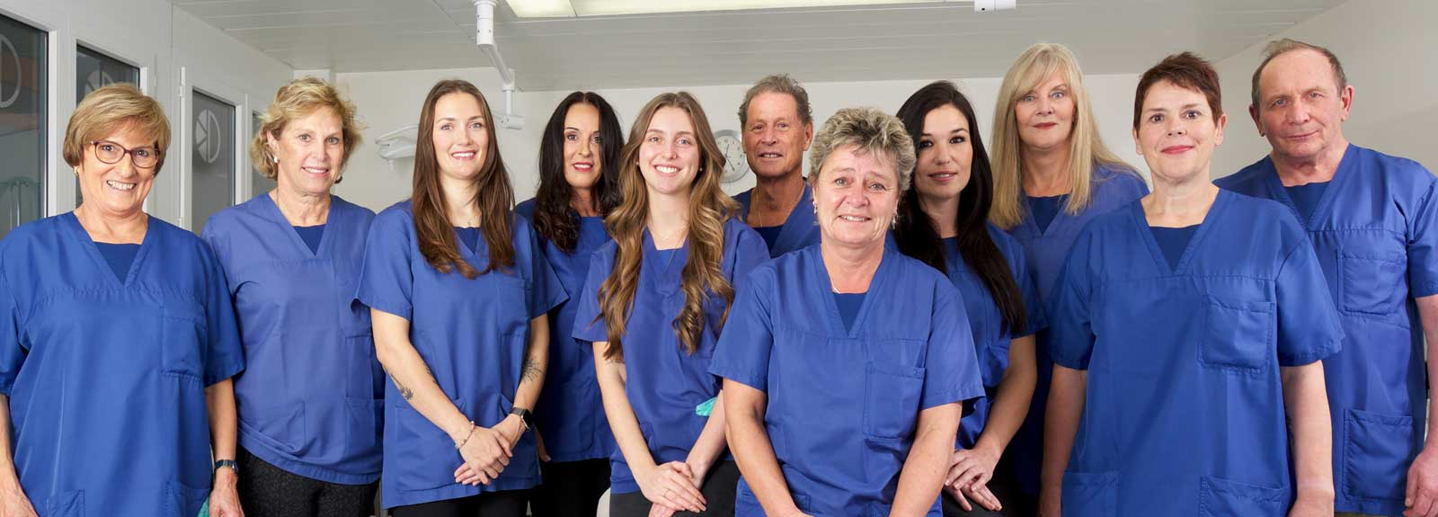 Staff of the Biel Aesthetic Surgery Clinic